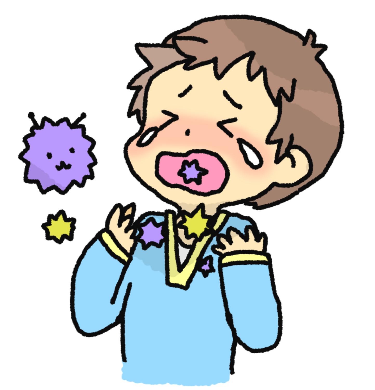 溶連菌って大人もかかるの?その症状は?