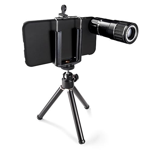 iphone用の望遠レンズ でおすすめは?サンワダイレクトの望遠レンズキット400-CAM046を使ってみました。